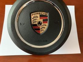 Porsche Macan airbags