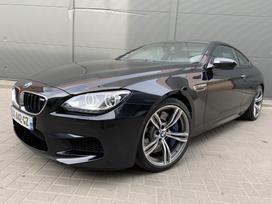 BMW M6, 4.4 l., kupė (coupe)