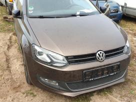 Volkswagen Polo dalimis. 1.2 tsi 77kw variklio kodas cbz