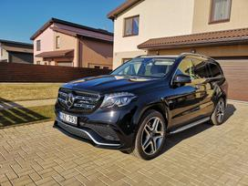 Mercedes-benz Gls63 Amg, 4.7 l., visureigis