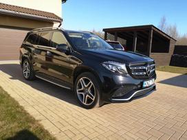 Mercedes-Benz GL55 AMG, 5.5 l., visureigis