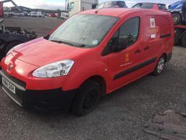 Peugeot Partner dalimis. Rida tik 44000myliu