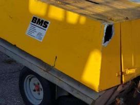 -Kita- Sraigtinis kompresorius BMS, komunālais transports