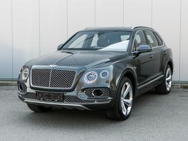 Bentley Bentayga, 4.0 l., suv / off-road