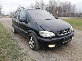 Opel Zafira. šio automobilio dalis galite apžiūrėti ir įsigyti