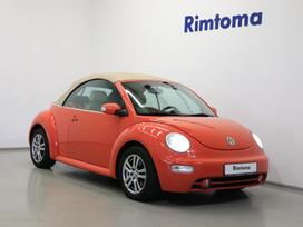 Volkswagen Beetle, 1.8 l., kabrioletas