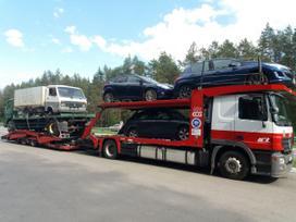 Mercedes-Benz Maxillohr, autotraukinių nuoma