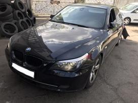 BMW 5 serija. Bmw e60 2008 3.0d 173 kw lci sedan   spalva: