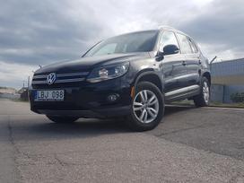 Volkswagen Tiguan, 2.0 l., visureigis