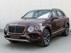 Bentley Bentayga, 4.0 l., visureigis