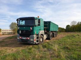 Mercedes-Benz Axor, sunkvežimių nuoma