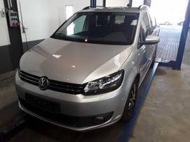 Volkswagen Touran, 1.6 l., vienatūris