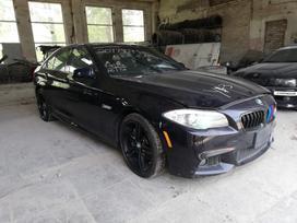 BMW 550 dalimis. Usa 550ix mpack hud nbt bagažinės liftas