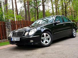 Mercedes-Benz E270, 2.7 l., sedanas
