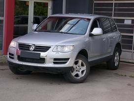 Volkswagen Touareg, 3.0 l., visureigis