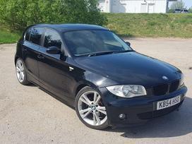 BMW 120 dalimis. yra daugiau bmw markės automobilių dalimis.