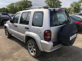 Jeep Cherokee. Automobilių naudotos dalys.