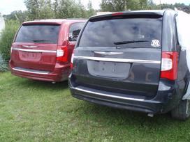 Chrysler Grand Voyager dalimis. Jurmala.jestj poezdki na