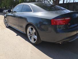 Audi S5, 4.2 l., kupė (coupe)