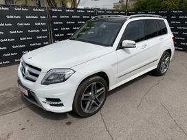 Mercedes-Benz GLK250, 2.1 l., visureigis