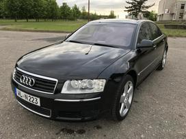 Audi A8, 3.9 l., sedanas