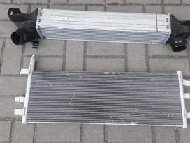 BMW 2 serija kondicionieriaus radiatorius, radiatorius, vandens radiatorius
