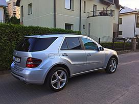 Mercedes-Benz ML320, 3.0 l., Внедорожник