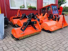 AGMA Plaktukinė žoliapjovė, pļaujmašīnas / smalcinātāji