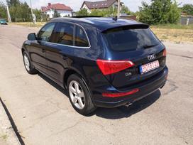 Audi Q5, 3.2 l., apvidus