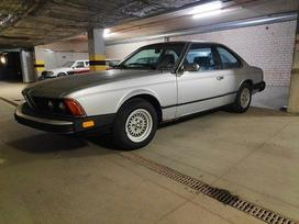 BMW 633, 3.3 l., coupe