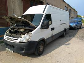 Iveco Daily, 2.3 l., komercinis