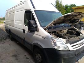 Iveco Daily, krovininiai mikroautobusai