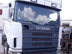 Scania R124LA, vilcējs