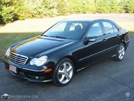 Mercedes-Benz C klasė. Naudotos  ir naujos detalės. didėlis