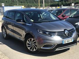 Renault Espace, 1.6 l., vienatūris