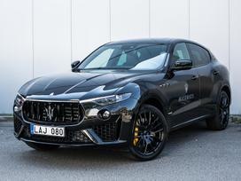 Maserati Levante, visureigis