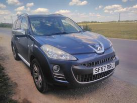 """Peugeot 4007 dalimis. Uab """"dėvautoda"""" įm.k. 304446362 pvm"""