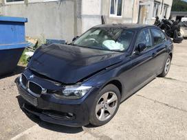 BMW 3 serija dalimis. Bmw 320d f30 2014 metų dalimis. daugiau