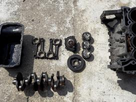 Peugeot 207 variklio detalės