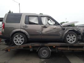 Land Rover Discovery. Variklis beges 120000km