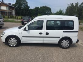 Opel Combo, 1.7 l., Минивэн