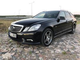 Mercedes-Benz E350, 3.0 l., universalas
