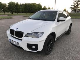 BMW X6, 3.0 l., apvidus
