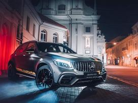 Mercedes-Benz GLC300, 2.0 l., visureigis