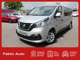 Nissan NV300, 1.6 l., keleiviniai mikroautobusai
