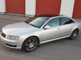 Audi A8, 3.0 l., saloon / sedan