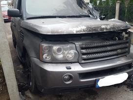 Land Rover Range Rover Sport, 2.7 l., visureigis