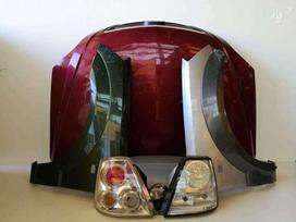 Kia Sorento hood (front, rear), fenders, front grill