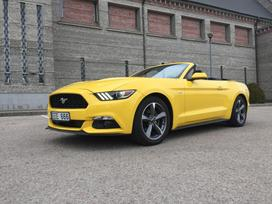 Ford Mustang, convertible