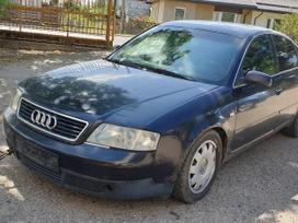 Audi A6 for parts. Skambinti i - v nuo 8 iki 17h. vi nuo 9 iki